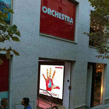 Magasin Orchestra Madrid
