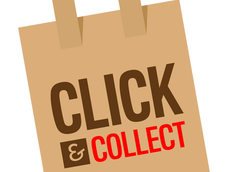 Le Click & Collect disponible sur Guest Menu