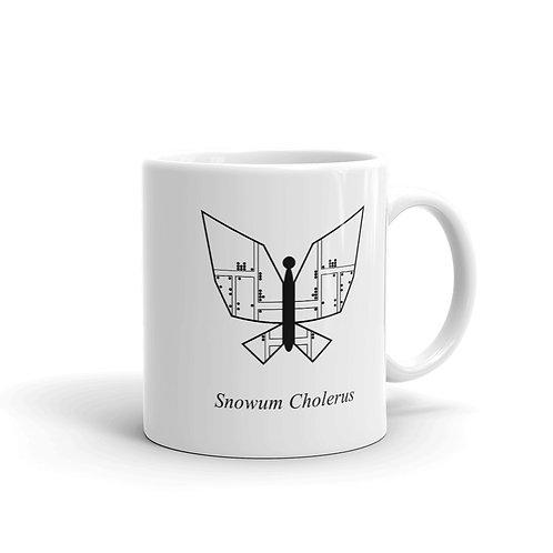 Datavizbutterfly - Snowum Cholerus - Mug