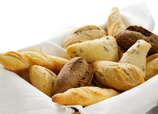 Part Baked Bread Roll Selection