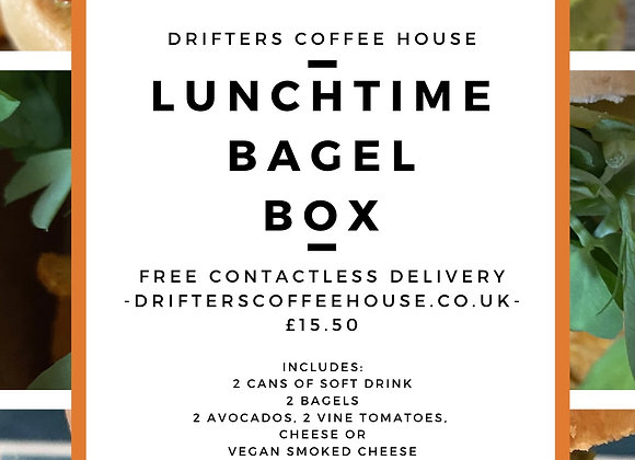 Lunchtime Bagel Box