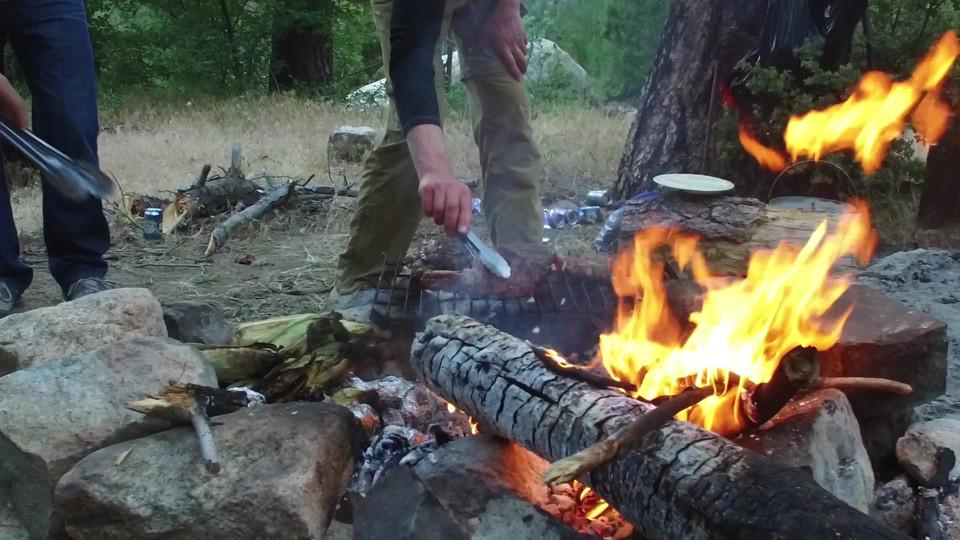 Forks flippin-steaks.mov