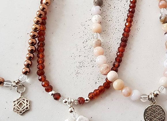 Halsketten *Schönes Trio*