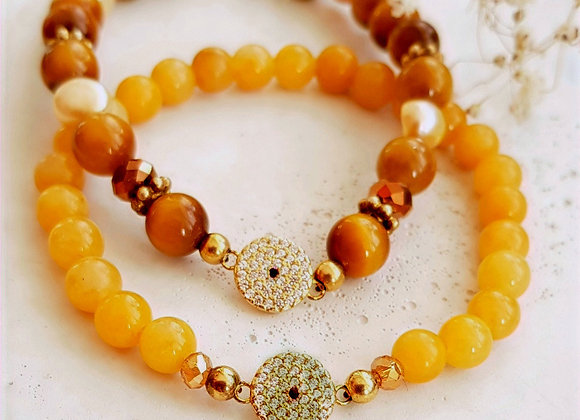 Armband *Golden Sun*