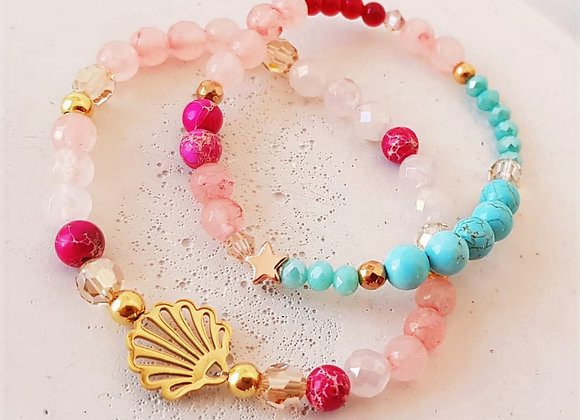 Armband *Summer in the air*