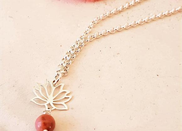 Halskette *Lotus*