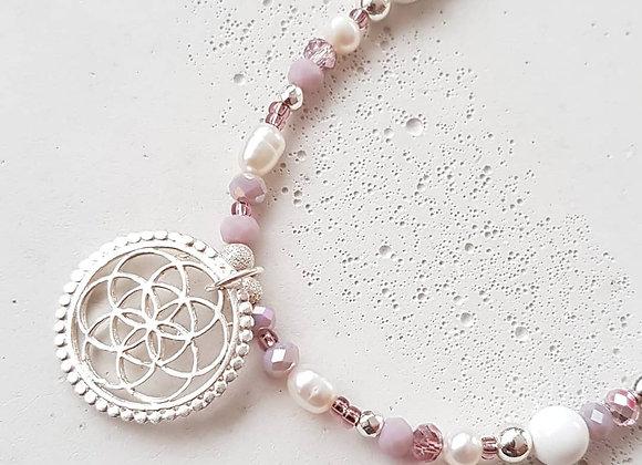 Halskette *Mandala*