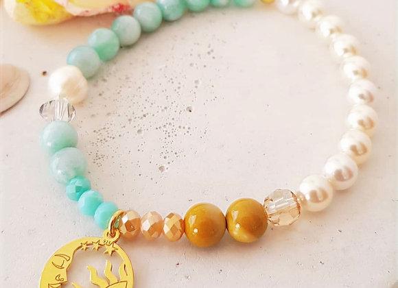 Armband *Sonne und Mond*