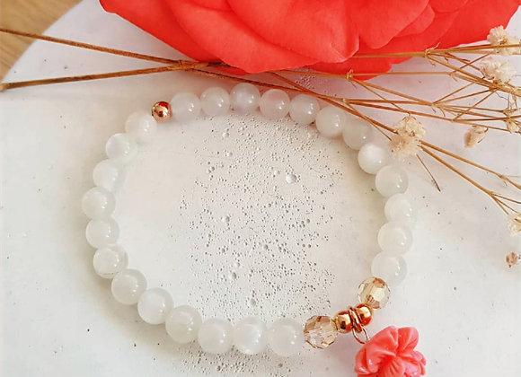 Armband Lotusblume