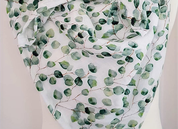 Schal *Eukalyptus*