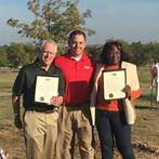 Urban Forestry Board and Frisco Garden Club get proclaimed.
