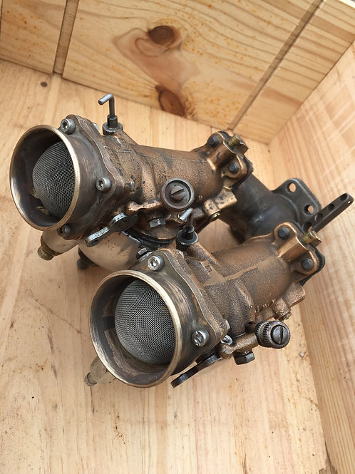 Carcurateur linkert M74