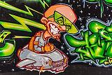 Comic Book Graffitti