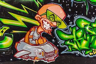 Comic Graffitti