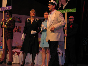 Role: Casilda, The Gondoliers