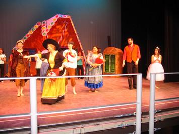 Curtain Call. Hansel and Gretel