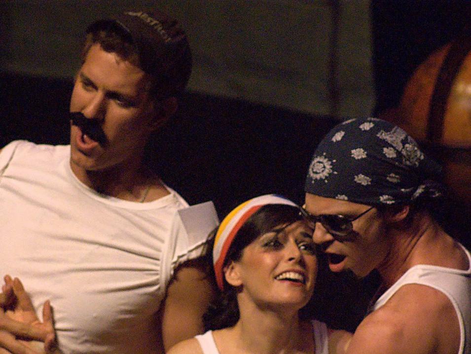 Role: Despina, Cosi Fan Tutte