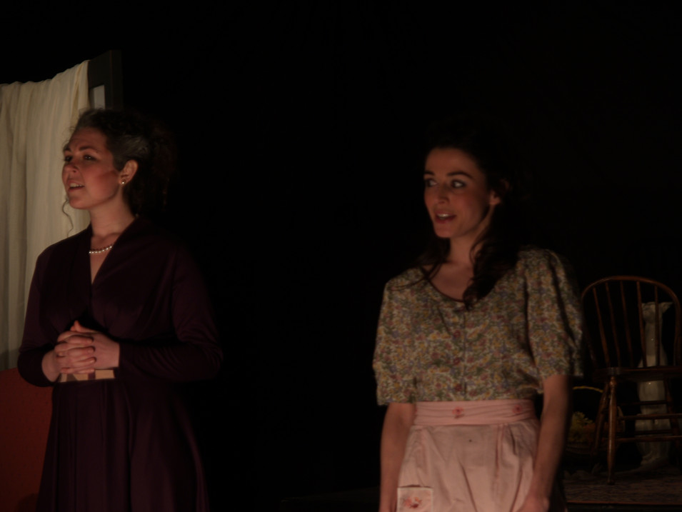 Role: Laetitia, The Old Maid and the Thief