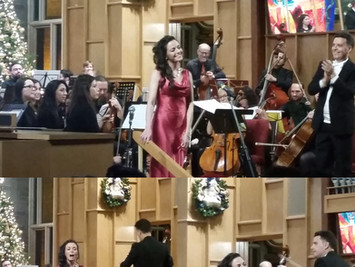 Christmas Ave Maria, Ontario Pops Orchestra, Toronto