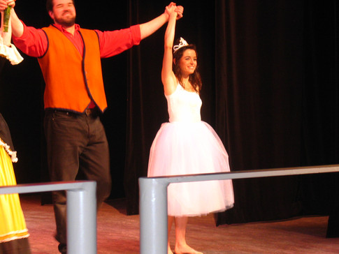 Role: Dew Fairy, Hansel and Gretel