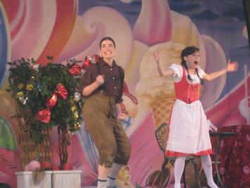 Role: Gretel, Hansel and Gretel