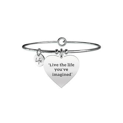 LIVE THE LIFE … H. D. THOREAU