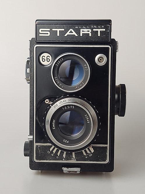Start 120 film camera 66