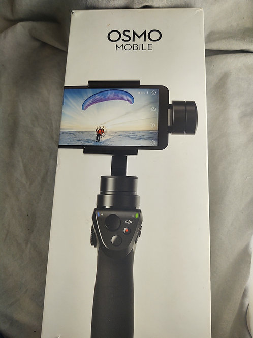 Osmo mobile DJI Steadicam