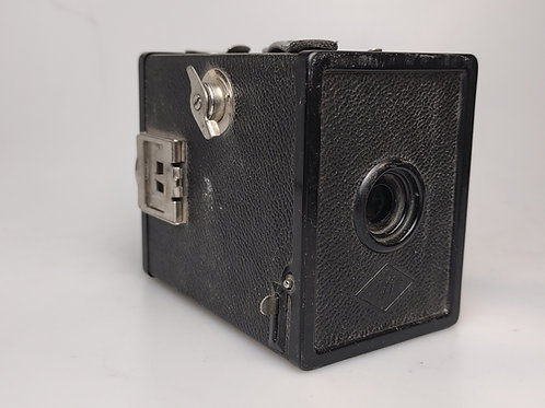 Agfa A8 Cadet box Camera