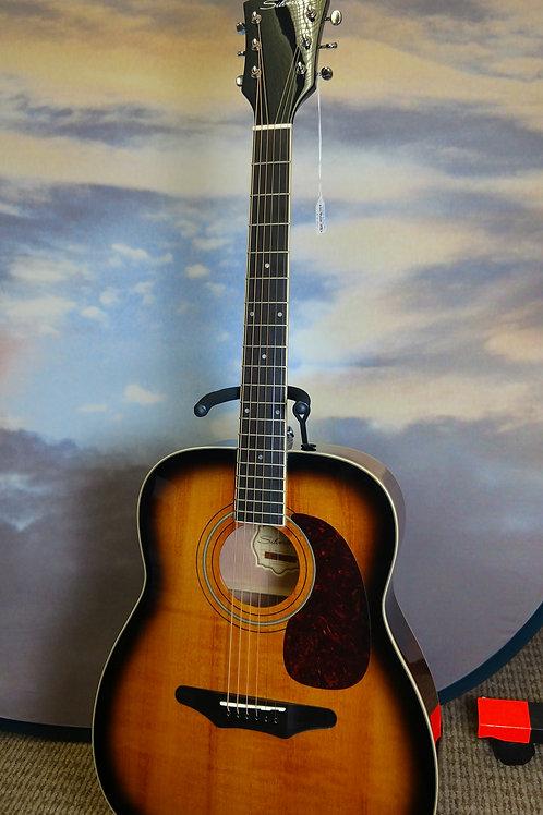Silverstone 633 AUS acoustic guitar (9)