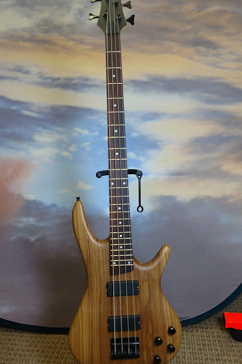 Solo 4 String Bass guitar