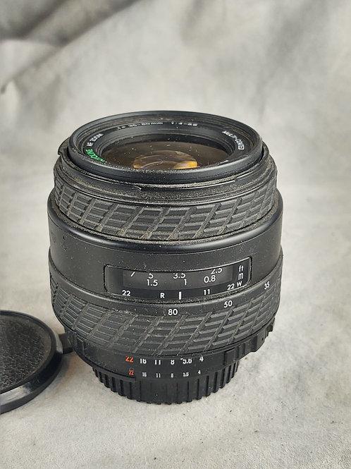 Sigma 35- 80mm f4 Nikon AIS Auto focus