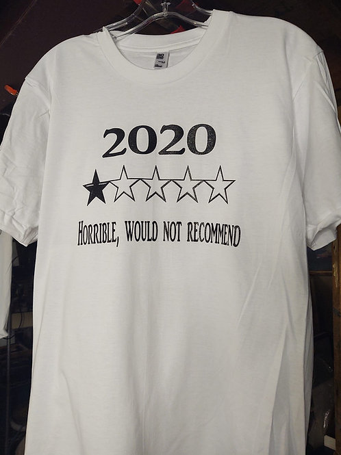 One Star 2020 T-Shirt