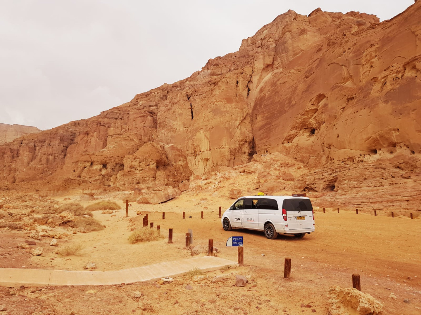 1 day trip to timna park