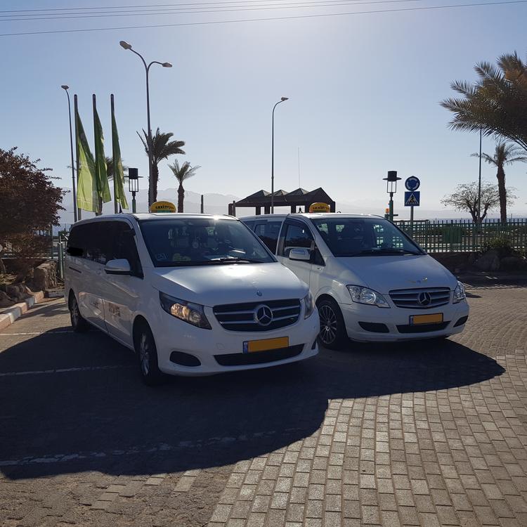 Ramon Airport Minivan Taxi