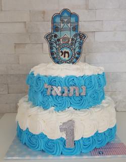 עוגת Smash cake  ענקית