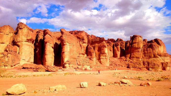 king solomon's pillars