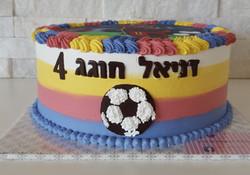 עוגה מעוצבת ברצלונה