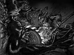 BloodBorne Beast