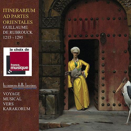 Album en téléchargement Voyage Musical vers Karakorum + Adhésion