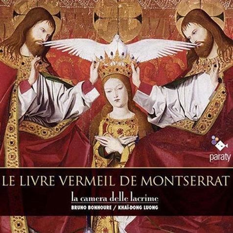 CD Le Livre Vermeil de Montserrat + Adhésion