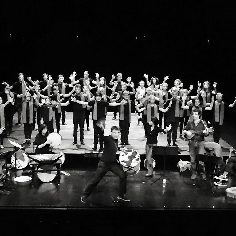 Livre Vermeil I Stage et Concert