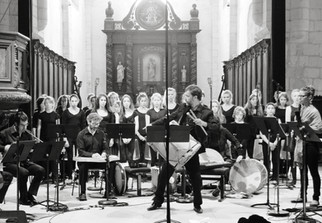 Concert Ocora Couleurs du Monde avec La Camera delle lacrime