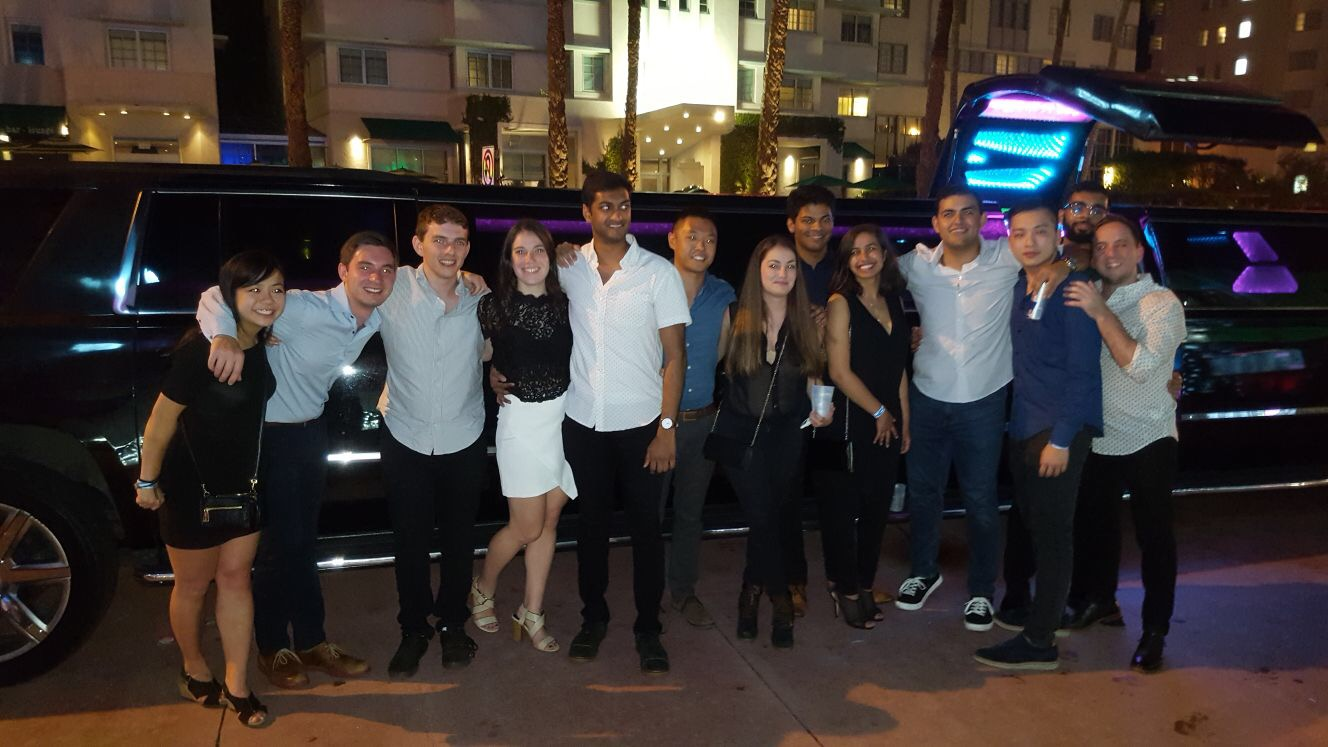 Vip Nightclub Package Miami Sobe
