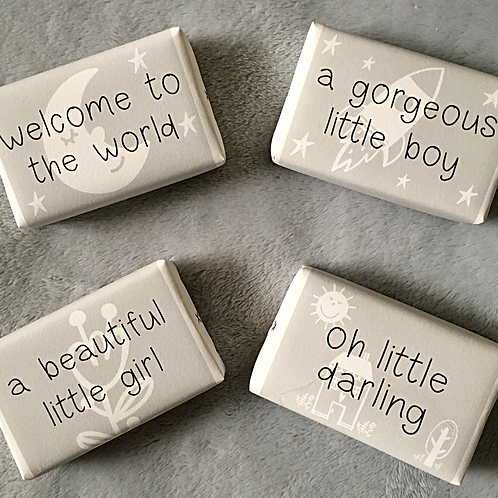 Huxter goats milk soaps for baby