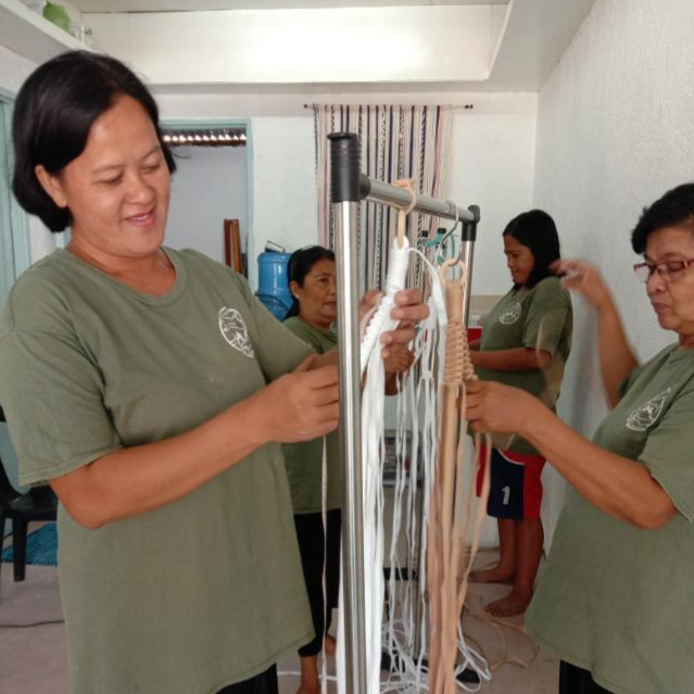 These women also learn how to work as a team and respect each other.