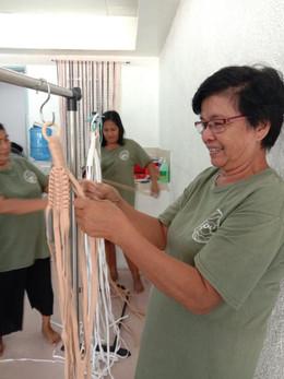 Nanay Matilde has 3 grandchildren in Project PEARLS Scholarship Program.