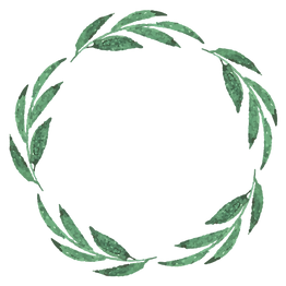 工場の花輪1