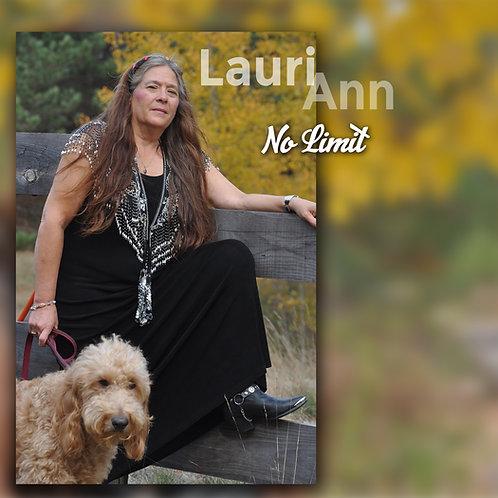 """No Limit"" - Lauri Ann B / CD"