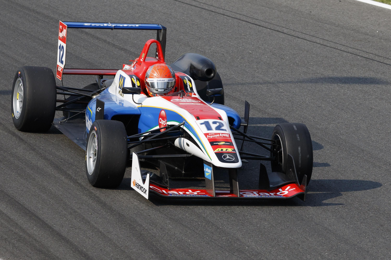 FIA FORMULA 3 EUROPEAN CHAMPIONSHIP 09
